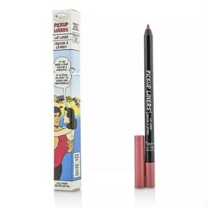 NEW The Balm Pickup liners lip liner Fineapple